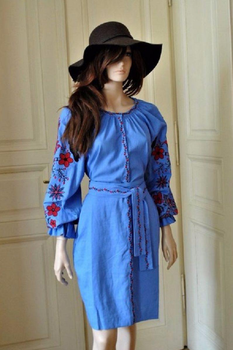 Вишитий жіночий одяг дерево роду -світове дерево - Каталог рукоділля  103514 bd07e6df9778f