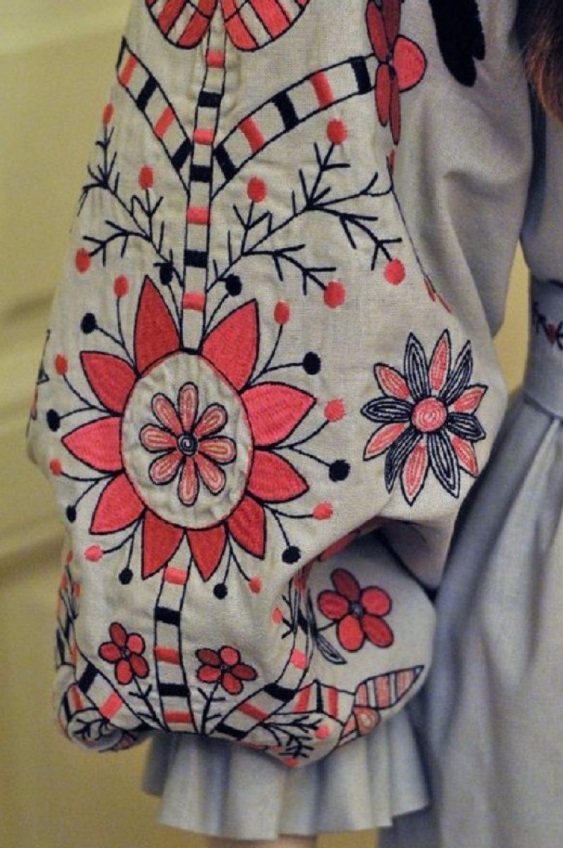 Вишита бохо блузка - стильна вишита сукня - гарна вишиванка ... 721682d386b24