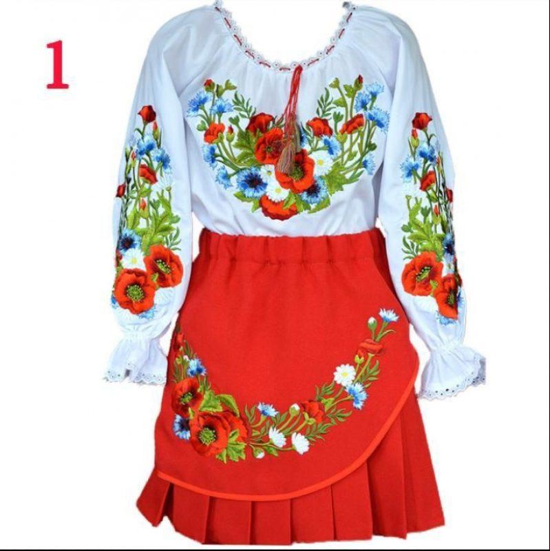 Український костюм дитячий - Каталог рукоділля  104134 f83a75d79771b