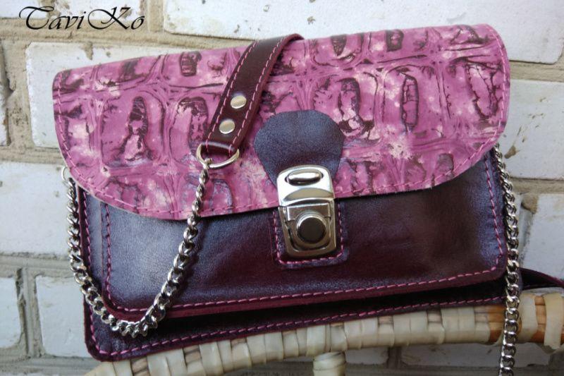26520dbe303f Маленькая женская сумочка, клатч - Каталог рукоділля #155098