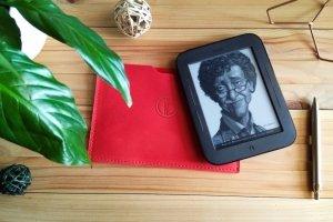 Шкіряний чохол для планшета, електронної книги