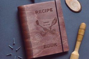 "Робота Кулинарная книга ""Recipe book for real man"""