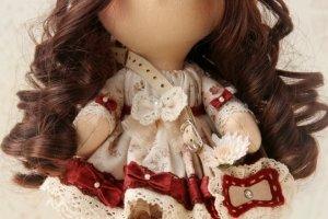 Робота Интерьерная куколка Дианочка