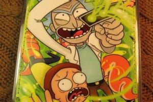 Рик и Морти - Описание