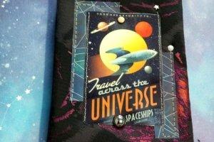 Across the universe  - Описание