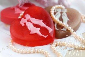 Робота Натуральне мило - Закохані