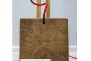 Торшер Pride&Joy Wood - Опис