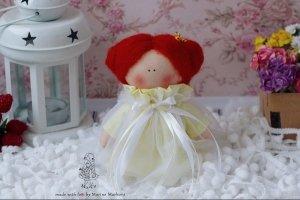 Лялечка-малютка в пишній сукні - ІНШІ РОБОТИ