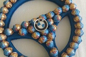 """Руль з цукерками для хлопчика """"BMW"""" - ІНШІ РОБОТИ"""