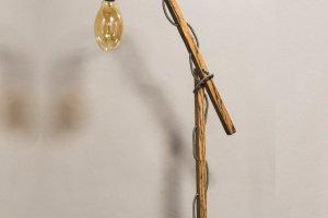 """Настільна лампа """"Pride&Joy"""" із натурального дерева 02WL - Опис"""