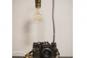 Настільна лампа Pride&Joy Gift 01GL - Опис