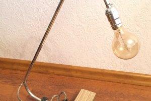 """Настільна, офісна лампа """"Pride&Joy"""" 03DL - Опис"""