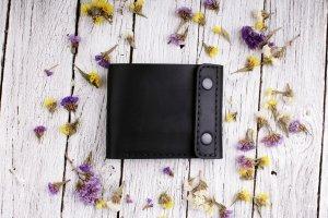 Мужской кошелек (Black) - ІНШІ РОБОТИ