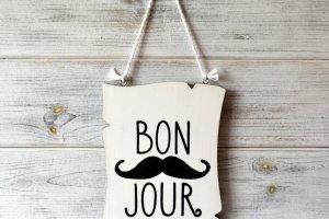 Постер «Bon Jour» - ІНШІ РОБОТИ