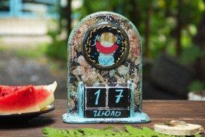 Робота вечный календарь по мотивам Гапчинской Арбузик