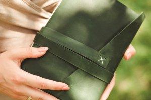 Одолень-трава подушка ручної роботи вишита