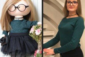 Портретная кукла ′Катюша′ - ІНШІ РОБОТИ