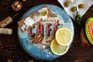 сервировочная сырная доска кафе - ІНШІ РОБОТИ