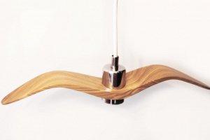 Лампа чайки - Опис