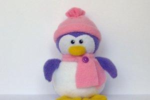 Пингвинчик Новогодний 3 - ІНШІ РОБОТИ