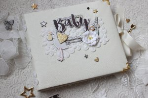 Большой альбом для малыша , бебибук , мамин дневник - Опис