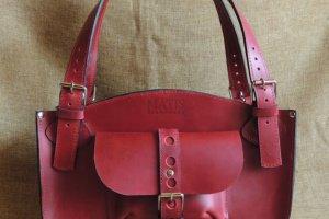 Робота Женская сумка кожа
