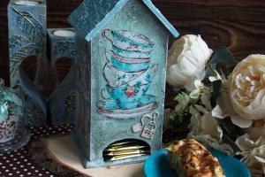 чайний будиночок - ІНШІ РОБОТИ