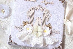 Подарок на свадьбу , свадебный альбом - ІНШІ РОБОТИ