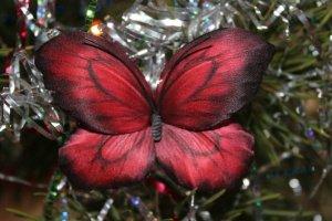 Робота Украшение бабочка Карменсита