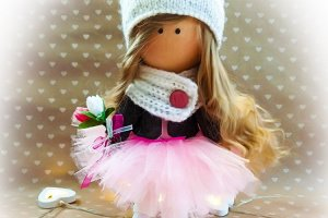 КУПИТИ - Vitalinka dolls