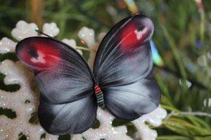 Брошь=заколка бабочка Орвиль - ІНШІ РОБОТИ
