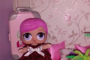 Одежда для кукол Лол. Платье для Лол. 2