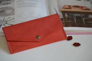 Робота Кошелек конверт (красный)