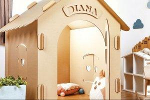 Картонний дім. Будинок Мрій - Опис