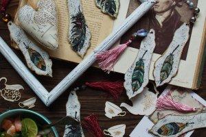 Робота закладки для книг