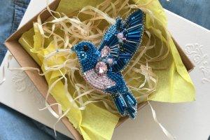 Робота Hummingbird/Колібрі