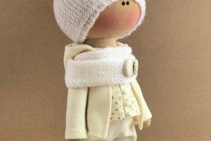 Робота Интерьерная кукла-мальчик Tim