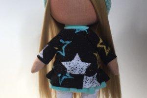 Игровая текстильная кукла - ІНШІ РОБОТИ
