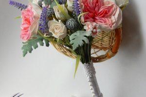 Весільний букет нареченої - Опис