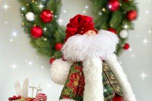 Санта Клаус - Опис