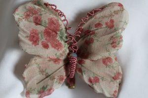 Брошь заколка бабочка Фэнтези маленькая - Опис