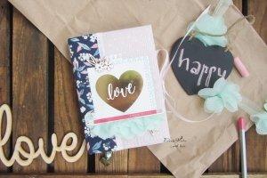 Блокнот Love - Опис