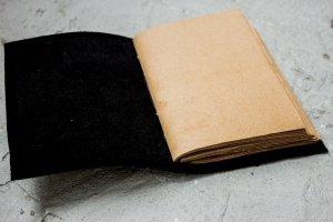 Travellers Notebook - кожаный блокнот. (А6) - Опис