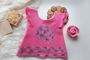 Блузочка дитяча кофточка  - Опис