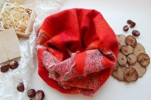 Хомут снуд труба шарф шарфик східні мотиви - Опис