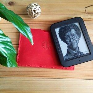 Кожаный чехол для планшета, электронной книги