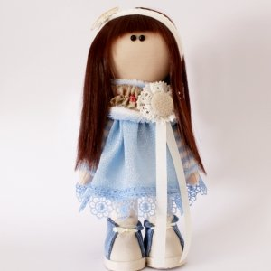 лялька інтер'єрна 6