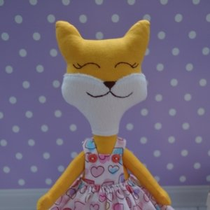 Іграшка Лисичка ♥