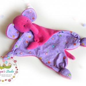 """Робота Комфортер """"Слоненок"""" для новорожденного"""