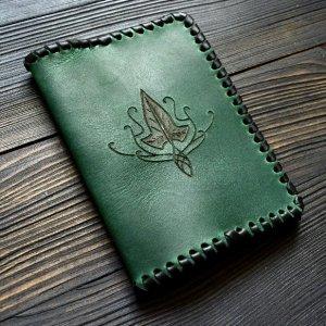 Обгортка на паспорт з ельфійським плющем